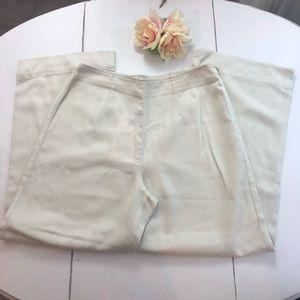J. Jill Super Soft & Comfy Tencel Wide Leg Pants